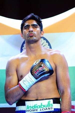 Vijender Singh Wants To Take Part In Tokyo Olympics