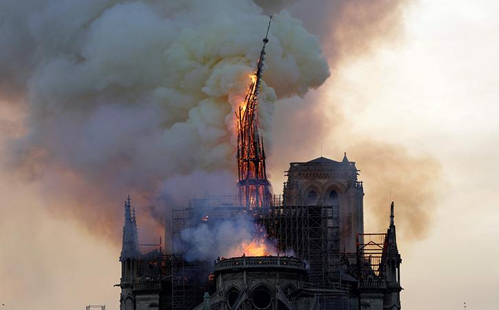 Notre Dame Tragedy