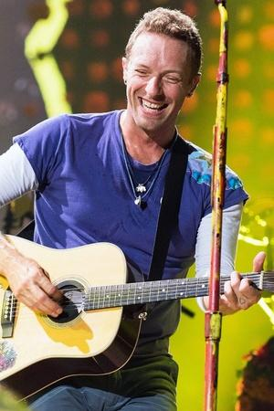 Chris Martin Was Once
