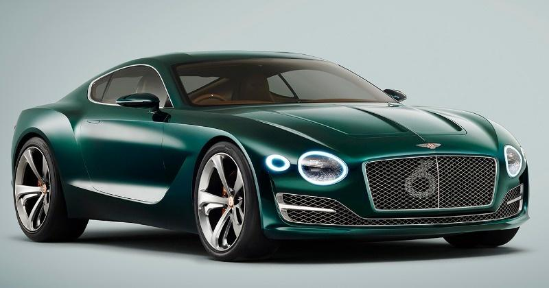 Bentley Electric, Electric Cars
