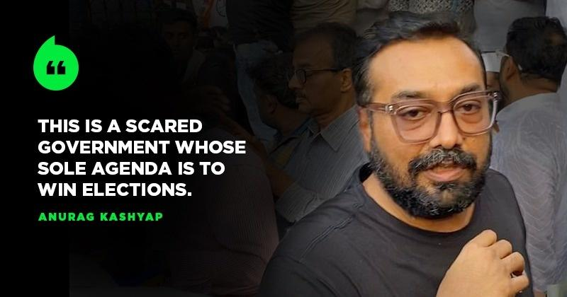 After Section 144 Is Imposed Amid CAA Protests, Anurag Kashyap Says