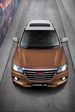 Great Wall Motors, Haval SUVs