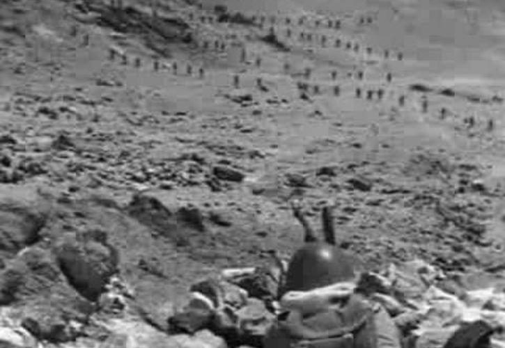 जब दुश्मन ने मेजर धन सिंह थापा के बंकर पर बम फेंक दिया