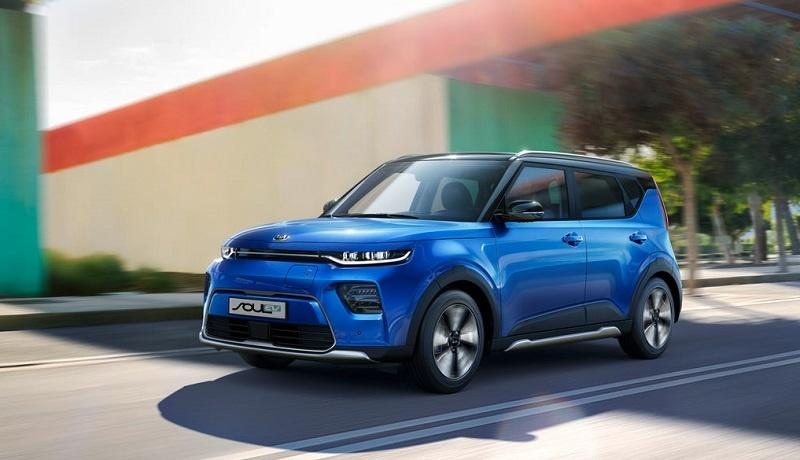 Kia Seltos Electric