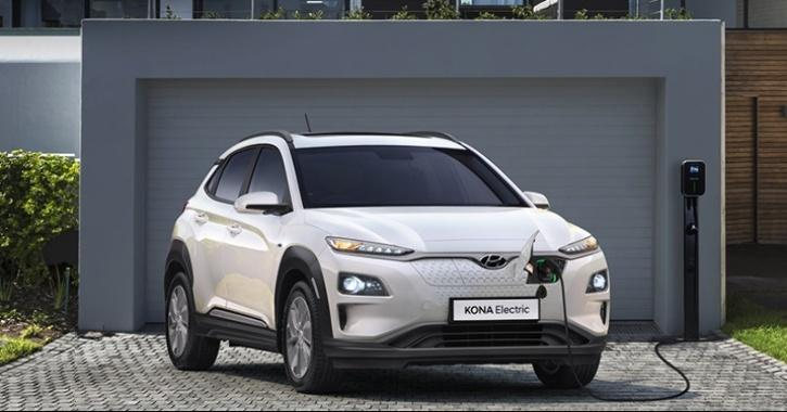 Hyundai Kona Range