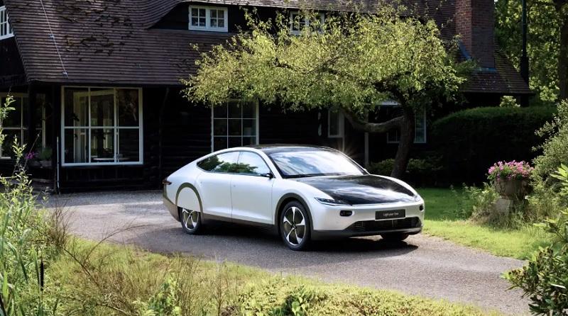 Lightyear One, Solar Car