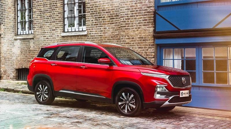 MG Hector SUV, MG SUV India