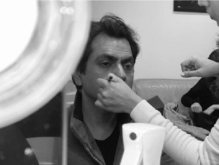 Nawazuddin Continues Shoot, Performs Effortlessly Despite Heartbreaking News Of Sister