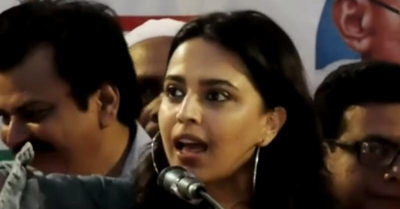 Swara Bhasker Questions The Requirement Of CAA And NRC, Says The Protests Are