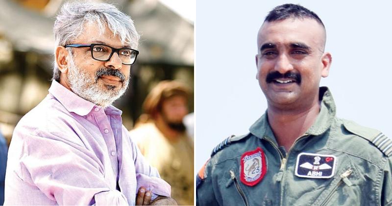 Sanjay Leela Bhansali To Co-Produce Film On Balakot Airstrike & IAF Wing Commander Abhinandan