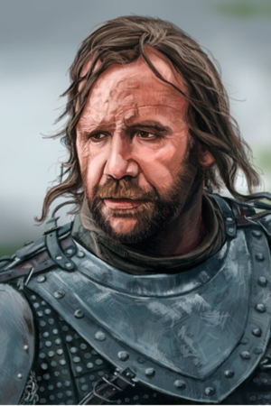 Rory McCann AKA The Hound from Game of Thrones.
