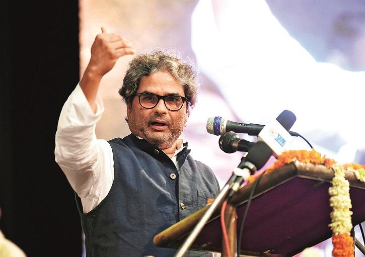 Vishal Bhardwaj over CAA and NRC protests.