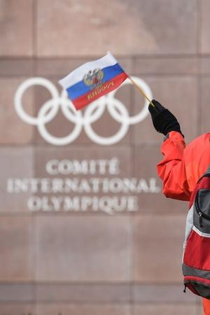 russia ban from olympics