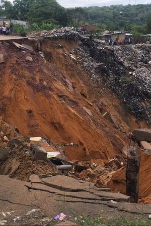landslides india