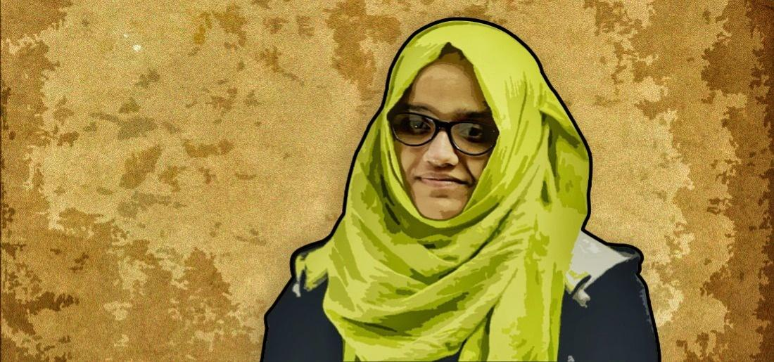 Behind The Face Of Courage & Resistance, A 22-Year-Old Woman Fighting Stereotypes
