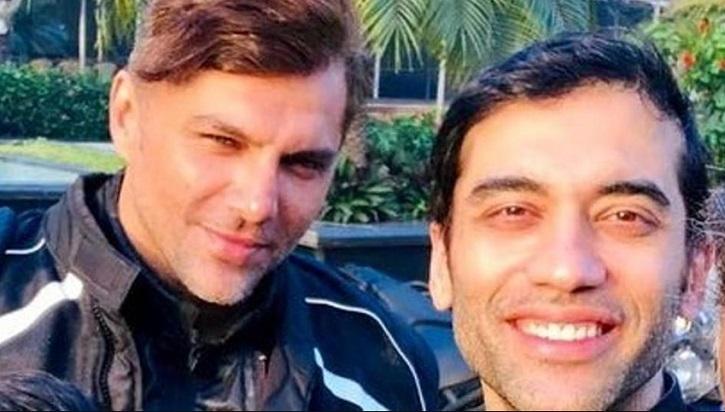Chetan Hansraj and Kushal Punjabi.