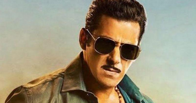 Salman Khan in Dabangg 3 Hud Hud song.