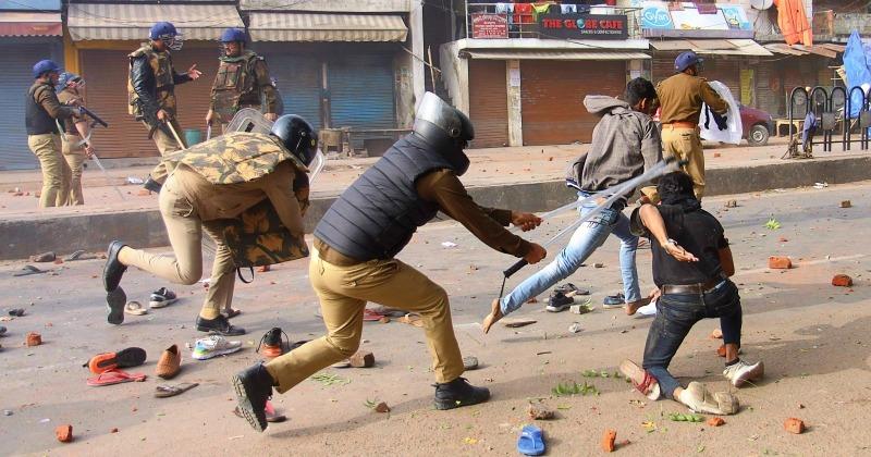 Uttar pradesh protests