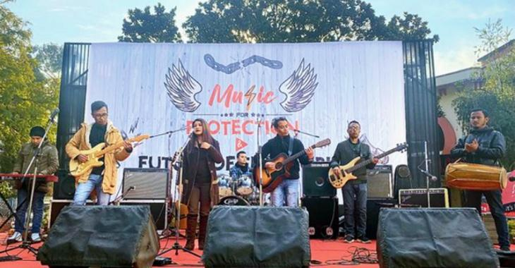 Shillong Musicians Sending A Message Of Peace & Unity Through Music After CAA Violence