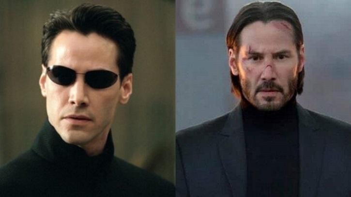 John Wick 4 & Matrix 4 Are Releasing On May 21 2021 & Fans Have Dubbed It As Keanu Reeves Day