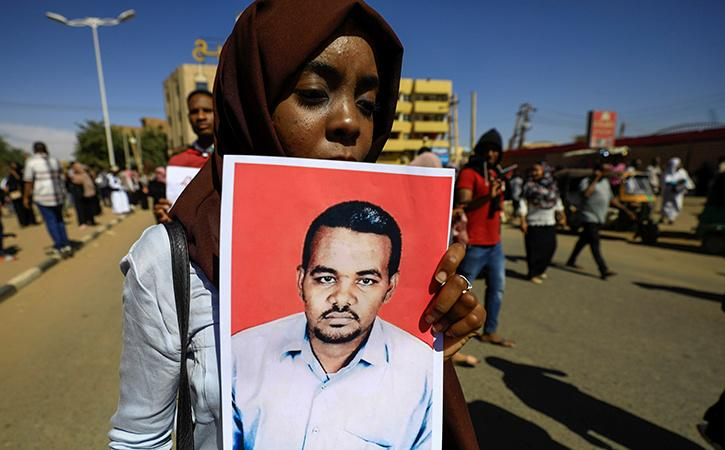 Sudan Sentences 27 To Death For Torturing