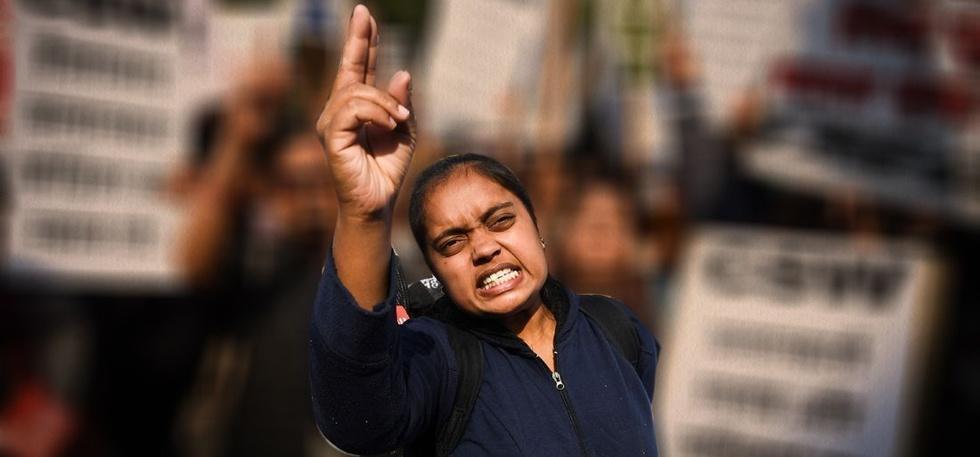Telangana rape and murder case