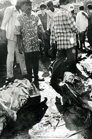 1993 Mumbai blasts Abu Bakar Firoz investigative agencies Dawood Ibrahim apprehended