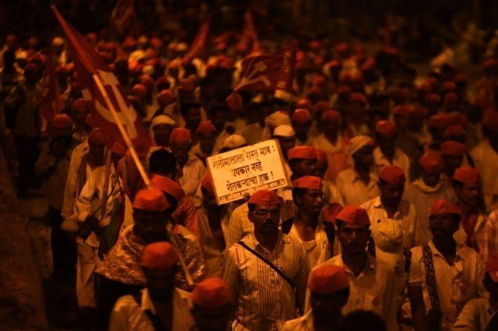 A Year After Long March, Why Close To 50,000 Maharashtra Farmers Are Marching Again To Mumbai