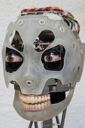 AiDa robot