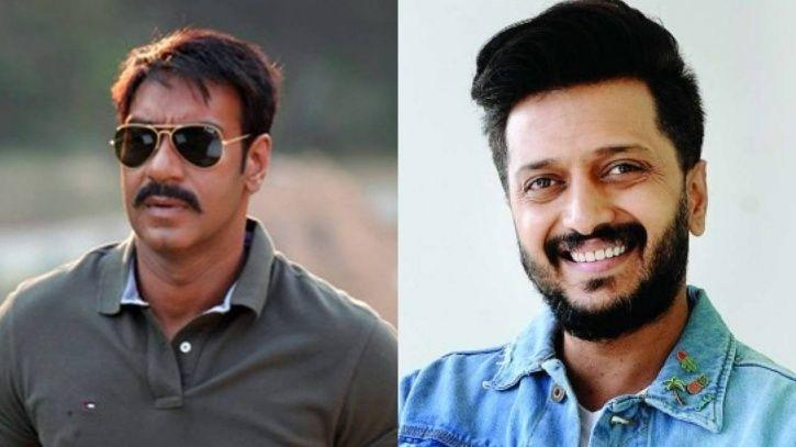 Ajay Devgn & Riteish Deshmukh Are Trolling Each Other On Twitter & It's Savage On Another Level