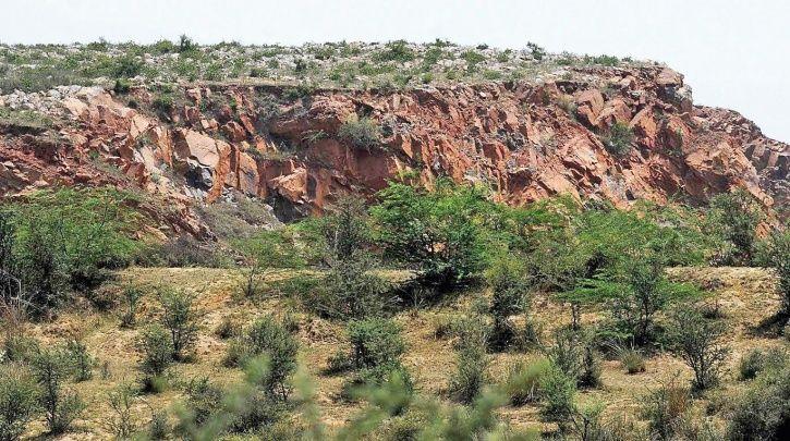 Aravali Range