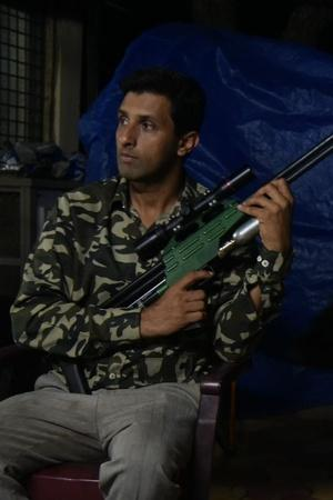 Asghar Ali Khan Shooter