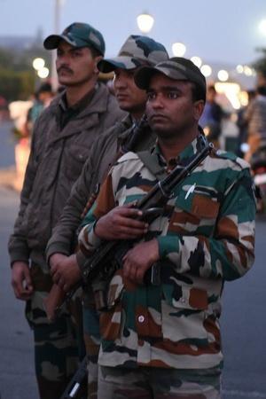 ASI Desraj Madan Sharma Pulwama terror attack CRPF convoy Jammu and Kashmir
