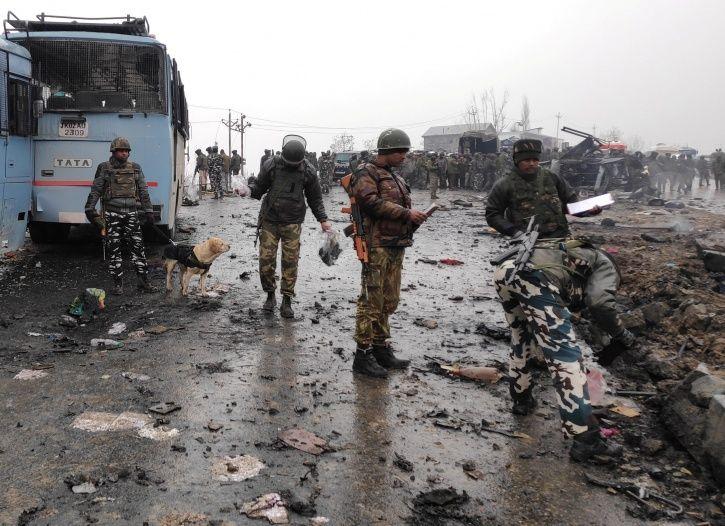 ASI Desraj, Madan Sharma, Pulwama terror attack, CRPF, convoy, Jammu and Kashmir