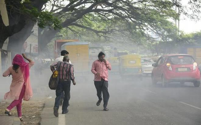 Bengaluru, Air Quality Index, New Delhi, CPCB, report, Centre For Science And Environment, AQI