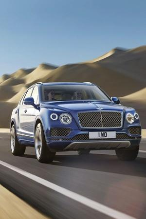 Bentley Bentayga Speed Fastest SUV Ever Fastest Production SUV Lamborghini Urus Bentayga Top Spe