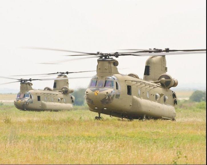 Boeing, Chinook