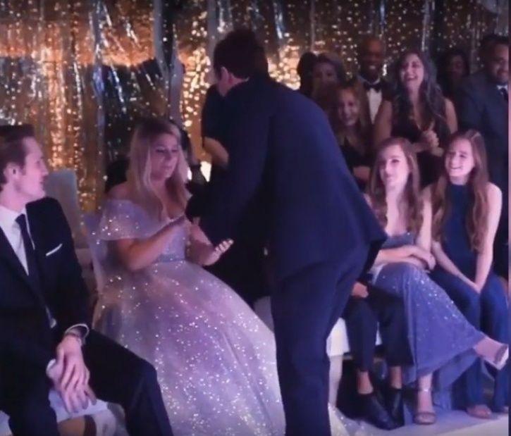 Dear Future Husband, Watch Daryl Sabara's Surprise Wedding Dance For Meghan Trainor And Take Notes