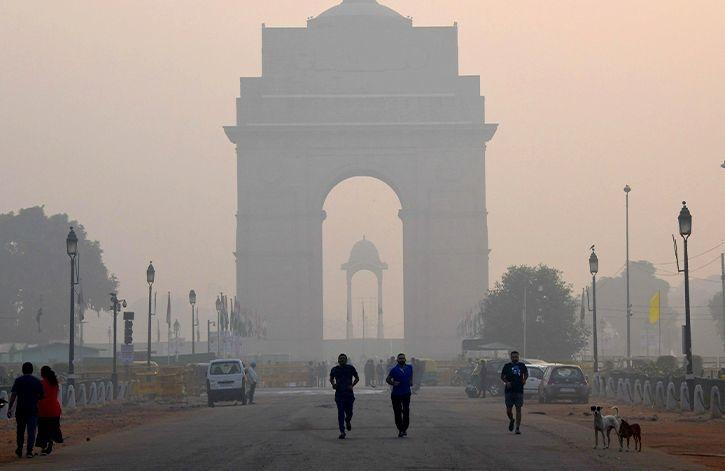 delhi air pollution