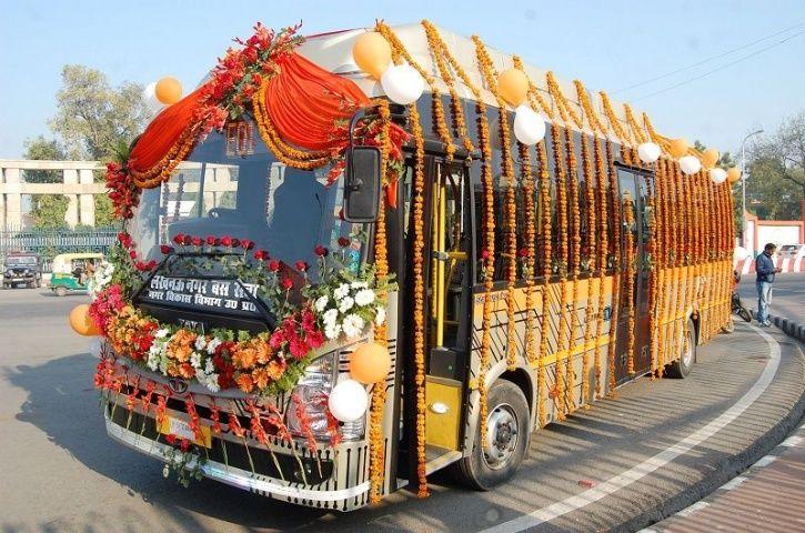 Electric Buses India, Tata Motors Electric Bus, Lucknow Electric Bus, Electric Vehicles India, Luckn