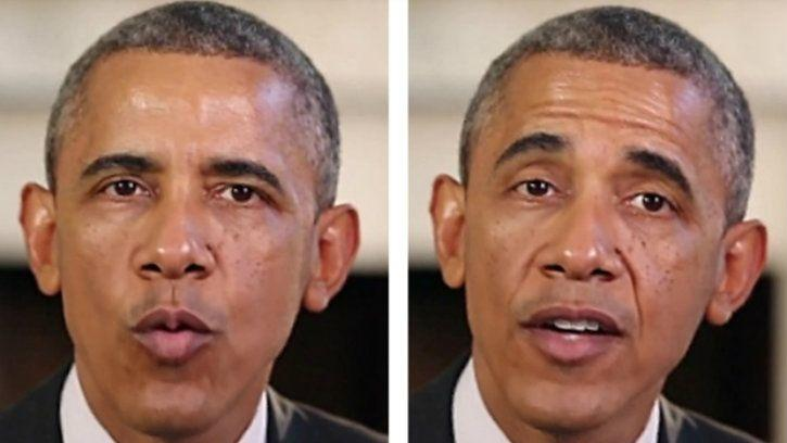 fake obama generated by ai