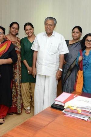 Fighting Patriarchy Abuse Women In Mollywood Get Financial Allocation In Kerala Budget