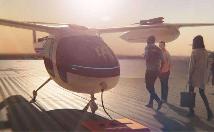 Flying Taxi, Flying Cars, Flying Pods, Urban Air Mobility, Uber Air, Uber Elevate, Audi Pop up Nxt,