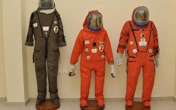 Gaganyaan, ISRO, IAF, Indian Air Force, crew members, training, manned space mission