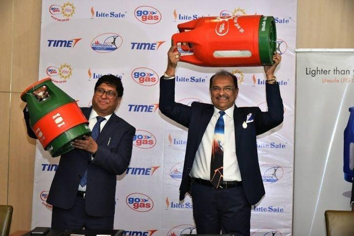 GoGas Elite LPG Cylinder:LPG Cylinder Blasts Could Soon Be A Thing