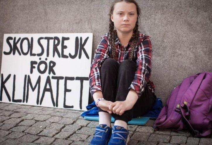 Greta Thunberg Facebook: Greta Thunberg:16-YO Greta Thunberg Who Asked PM Narendra