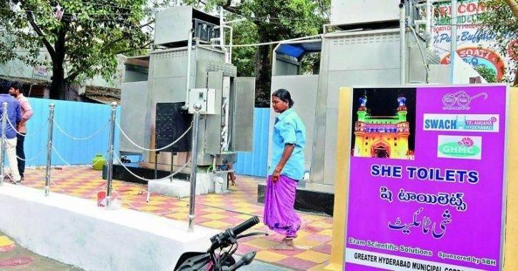 Hyderabad Launches Free-To-Use Women-Friendly Toilets And Other Cities Should Take Note