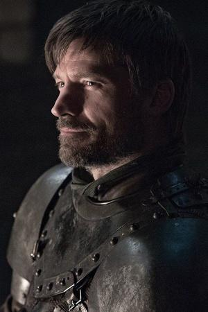 Is Jaime Lannister Wearing Robb Starks Armour in game of thrones season 8 pictures