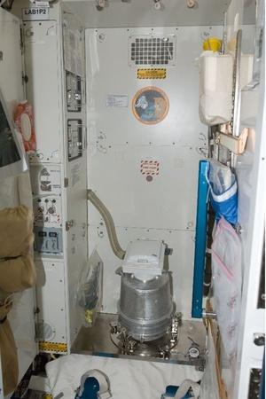 ISS toilet