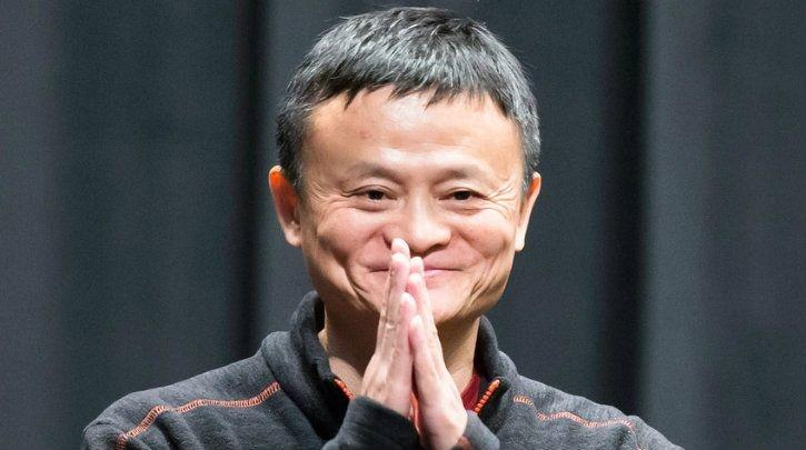 jack ma meets indian entrepreneurs for efounders summit